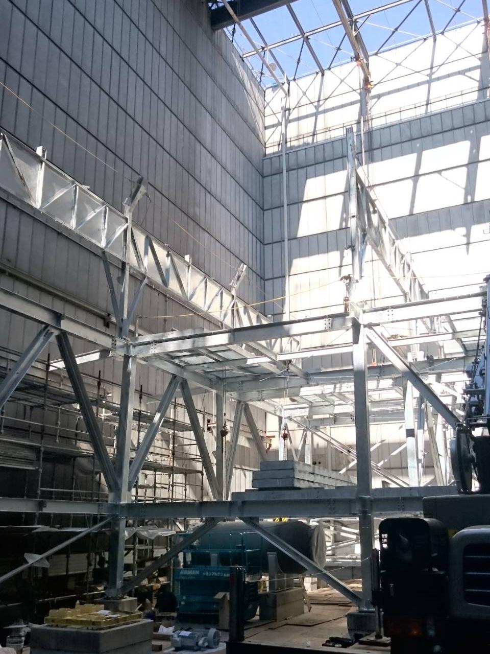 鳶工事・鍛冶工事の橋爪工業